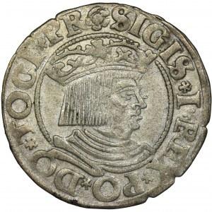 Sigismund I the Old, Groschen Danzig 1533 - PR