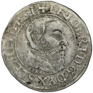 Śląsk, Księstwo Legnicko-Brzesko-Wołowskie, Fryderyk II, Grosz Brzeg 1543