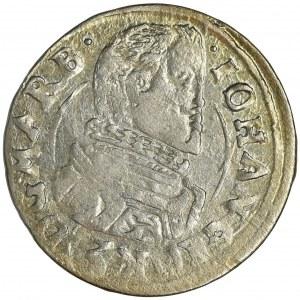 Silesia, Duchy of Krnov, Johann Georg, 3 Kreuzer Krnov 1619