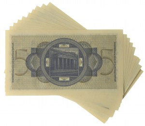 Germany, set of Reichsmark (1939-44) - next numbers - (10 pcs.)