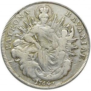 Niemcy, Bawaria, Maksymilian III Józef, Talar Monachium 1764