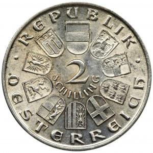Austria, 2 Szylingi Wiedeń 1931