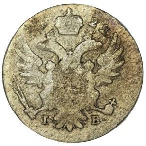 Królestwo Polskie, 5 groszy Warszawa 1822 IB - RZADKIE
