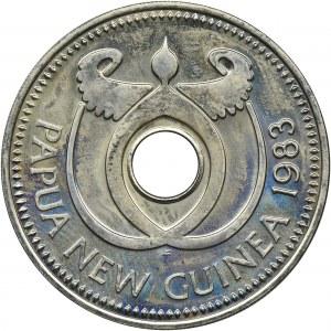 Papua Nowa Gwinea, 1 Kina 1983