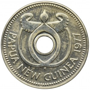 Papua Nowa Gwinea, 1 Kina 1977