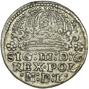 Zygmunt III Waza, Grosz Kraków 1613