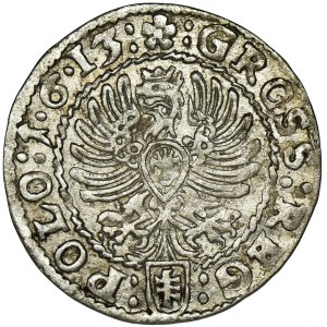 Sigismund III Vasa, Groschen Krakau 1613