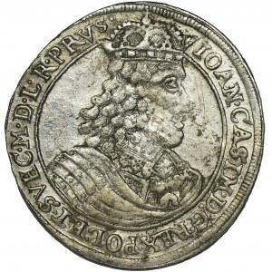 Jan II Kazimierz, Ort Toruń 1653 HIL - RZADKI