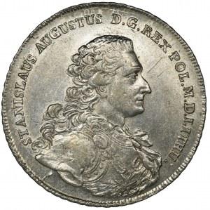 Poniatowski, Thaler 1766 FS