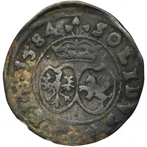 Stephan Bathory, Schilling Vilnius 1584