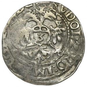 Niemcy, Hrabstwo Hanau-Lichtenberg, Filip V, 3 Krajcary 1599