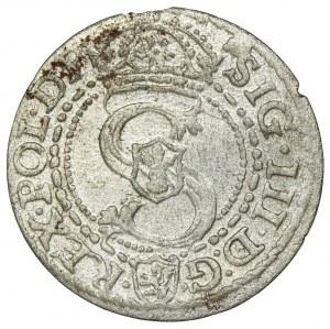 Zygmunt III Waza, Szeląg Malbork 1592