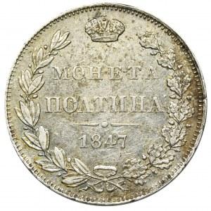 Poltina Warsaw 1847 MW
