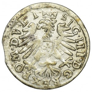 Sigismund III Vasa, Groschen Vilnius 1609 - LI/LI