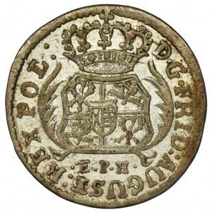 August II Mocny, 1/12 Talara (dwugrosz) Lipsk 1714 EPH