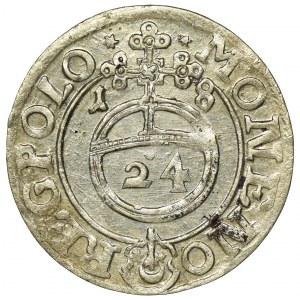 Zygmunt III Waza, Półtorak Bydgoszcz 1618