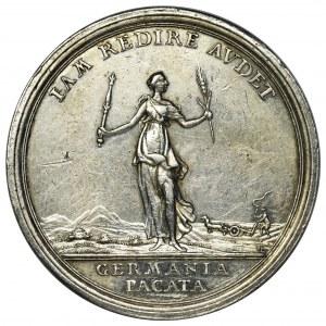 Śląsk, Fryderyk II Wielki, Medal 1763