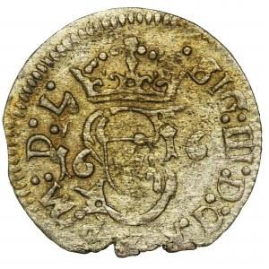 Zygmunt III Waza, Szeląg Wilno 1616