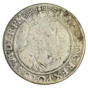 John II Casimir, 1/4 Thaler Krakau 1658 TLB