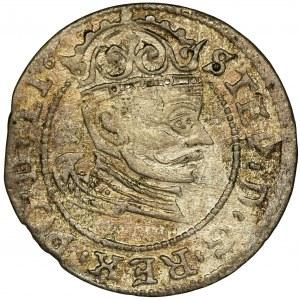 Stephen Bathory, Groschen Riga 1582 - LI