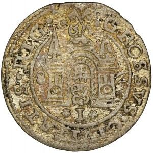 Stefan Batory, Grosz Ryga 1582 - LI