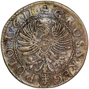 Sigismund III Vasa, Groschen Krakau 1611