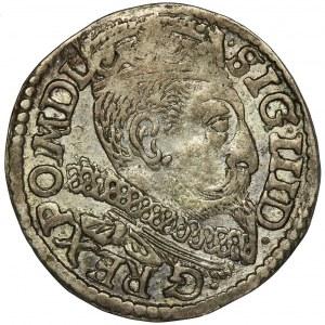 Sigismund III Vasa, 3 Groschen Posen 1600