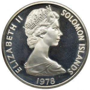 Wyspy Salomona, 5 Dolarów 1978