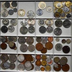 Zestaw, Mix monet zagranicznych - SREBRO