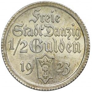 Free City of Danzig, 1 gulden 1923