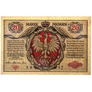 20 marek 1916 Generał - PMG 58 - PIĘKNY