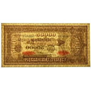 50.000 mark 1922 -E- PMG 66 EPQ