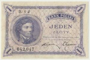 1 złoty 1919 - S.1 J -