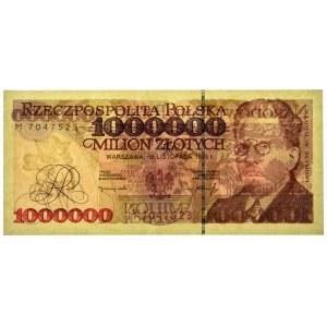 1 milion złotych 1993 - M - PMG 67 EPQ