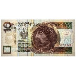 10 złotych 1994 - JH - PMG 66 EPQ
