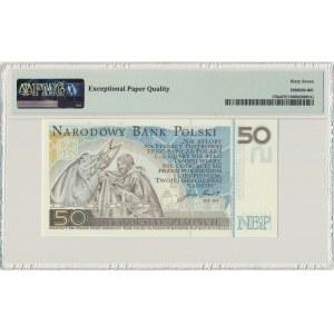 50 złotych 2006 - Jan Paweł II - PMG 67 EPQ