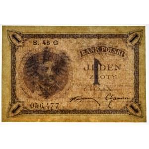 1 złoty 1919 - S.45 G -