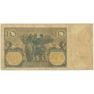 10 złotych 1926 - Ser.CK -