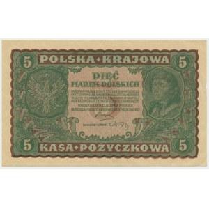 5 marek 1919 - II Serja S -