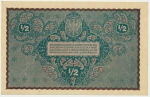 1/2 marki 1920