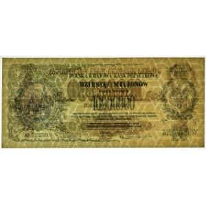 10 milionów marek 1923 - AZ -