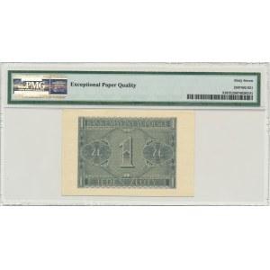 1 złotych 1940 - B - PMG 67 EPQ