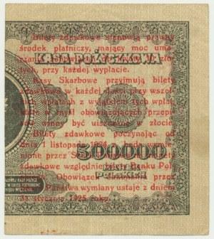 1 grosz 1924 - AP - lewa połowa -
