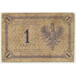 1 złoty 1919 - S. 68 A -