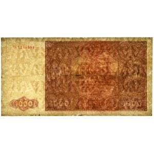1.000 złotych 1946 - W -