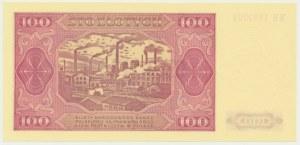 100 złotych 1948 - KR - WZÓR -