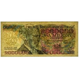2 miliony złotych 1992 - A - Konstytucyjy -