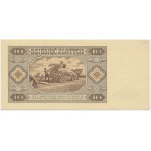 10 złotych 1948 - AR -