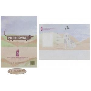 PWPW, Pieski Świat 2007 - karty paszportowe -