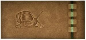 PWPW, znak wodny Ślimak